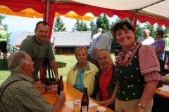 Fam-Wandertag 2012
