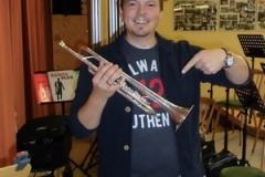 Trompeten Workshop 2014