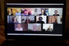 Vorstandssitzung Februar 2021