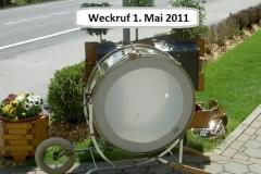 Weckruf 1. Mai 2011