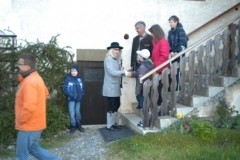Weckruf Erstkommunion 2012