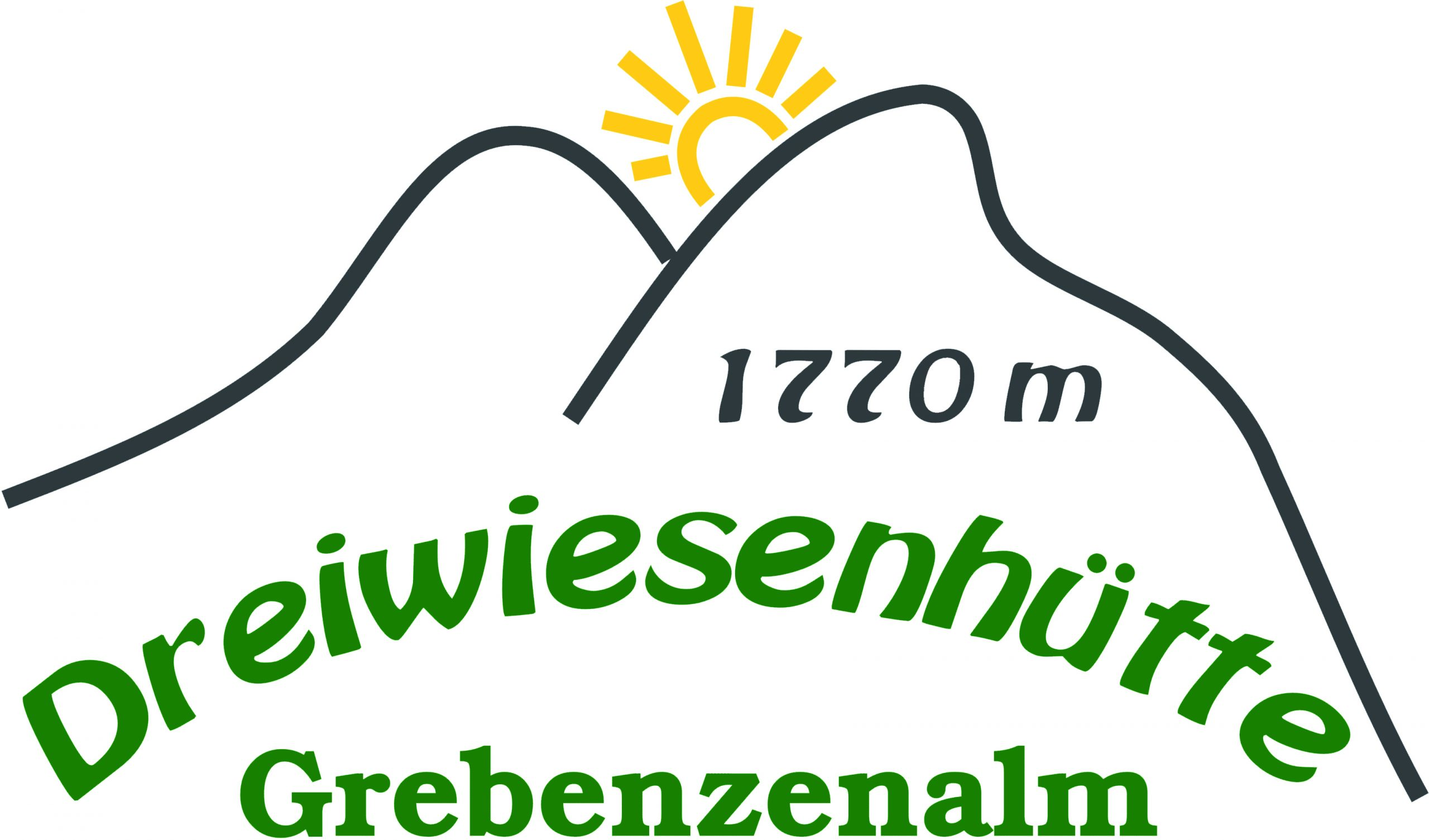Logo Dreiwiesenhütte