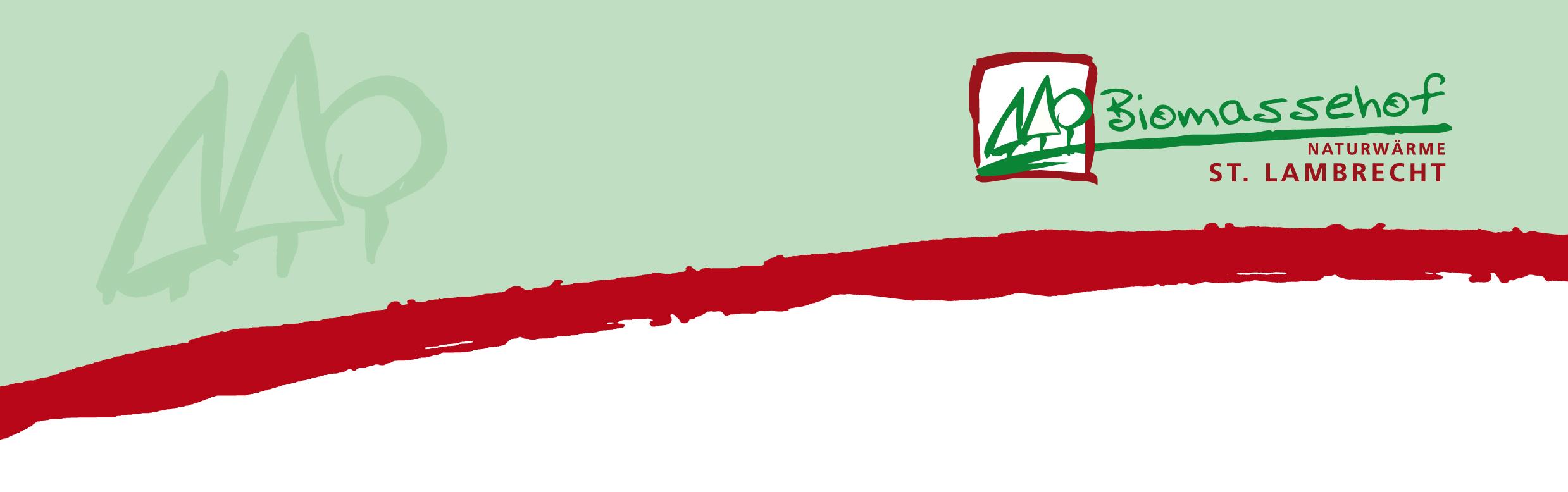 Logo Fernwärme St Lambrecht Briefkopf